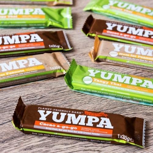 yumpa menu image